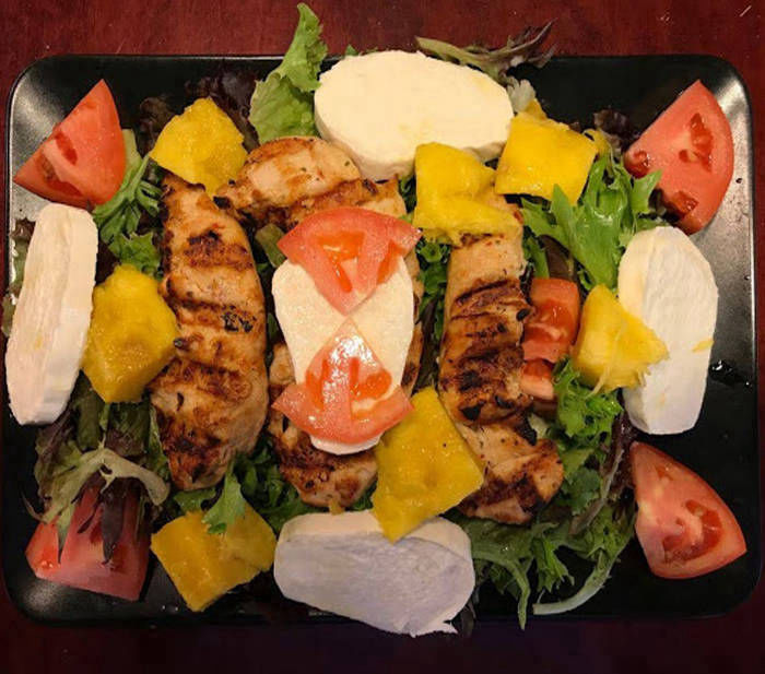 PizzaPie in Plainville & Cromwell - Chicken Salads