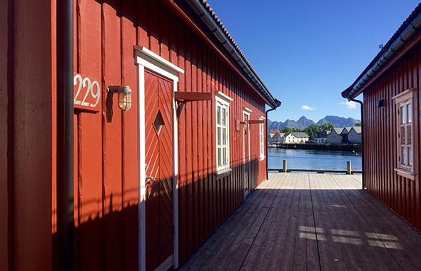 Conference Lofoten Anker Brygge