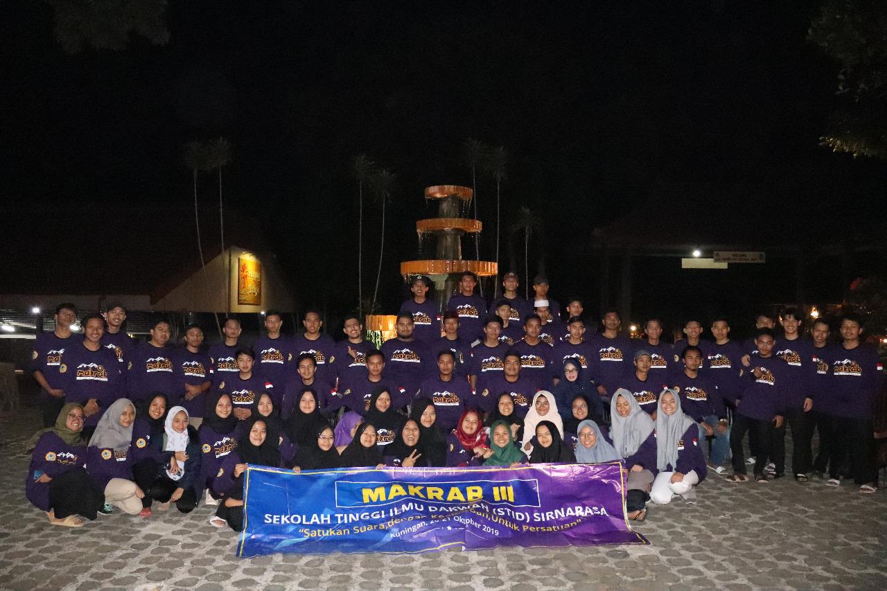 Makrab III Sekolah Tinggi Ilmu Dakwah Sirnarasa
