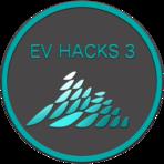 EVHacks III logo