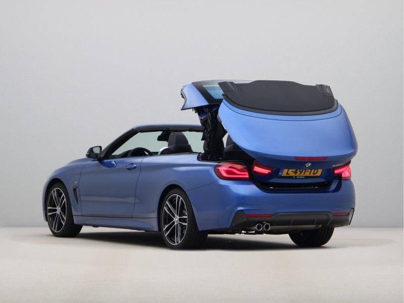BMW 4 Serie Cabrio 430i High Exe M-Sport afbeelding 23