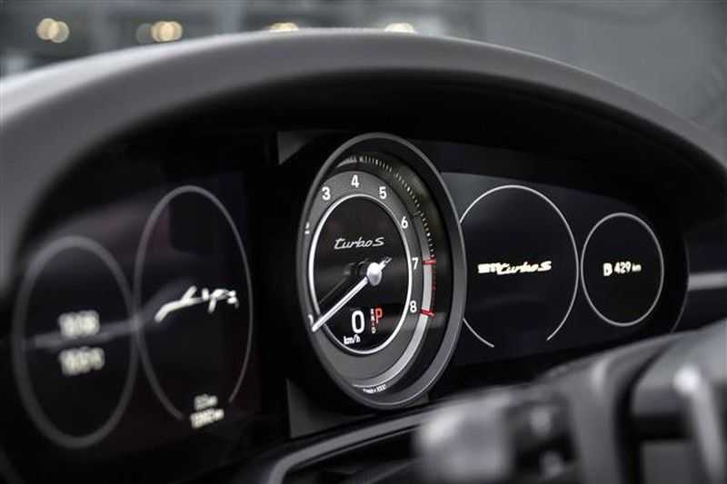 Porsche 911 TURBO S CABRIO ACC+ST.KOELING+MATRIX LED afbeelding 22