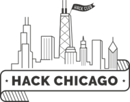 Hack Chicago logo