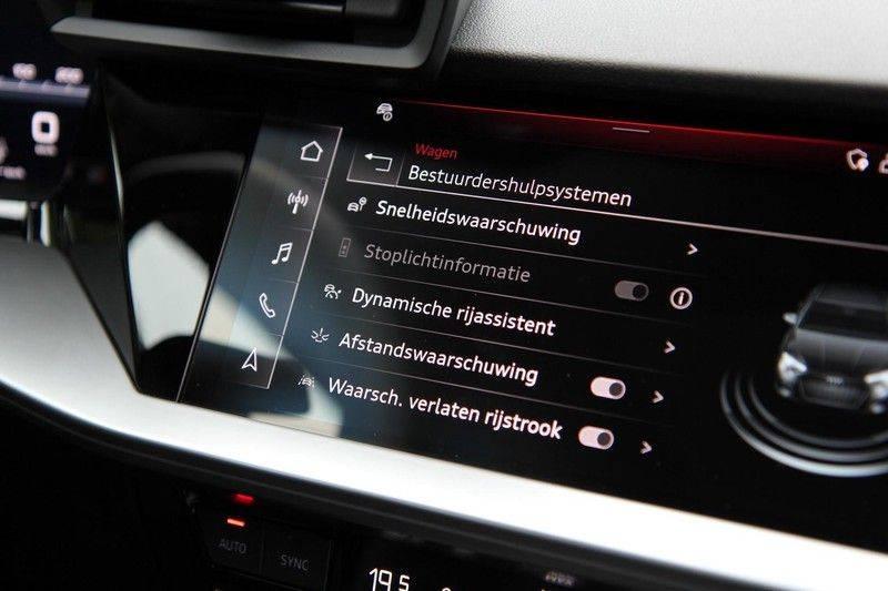 Audi S3 LIMOUSINE PANO.DAK+LEDER+HEAD-UP+CARBON+B&O afbeelding 17