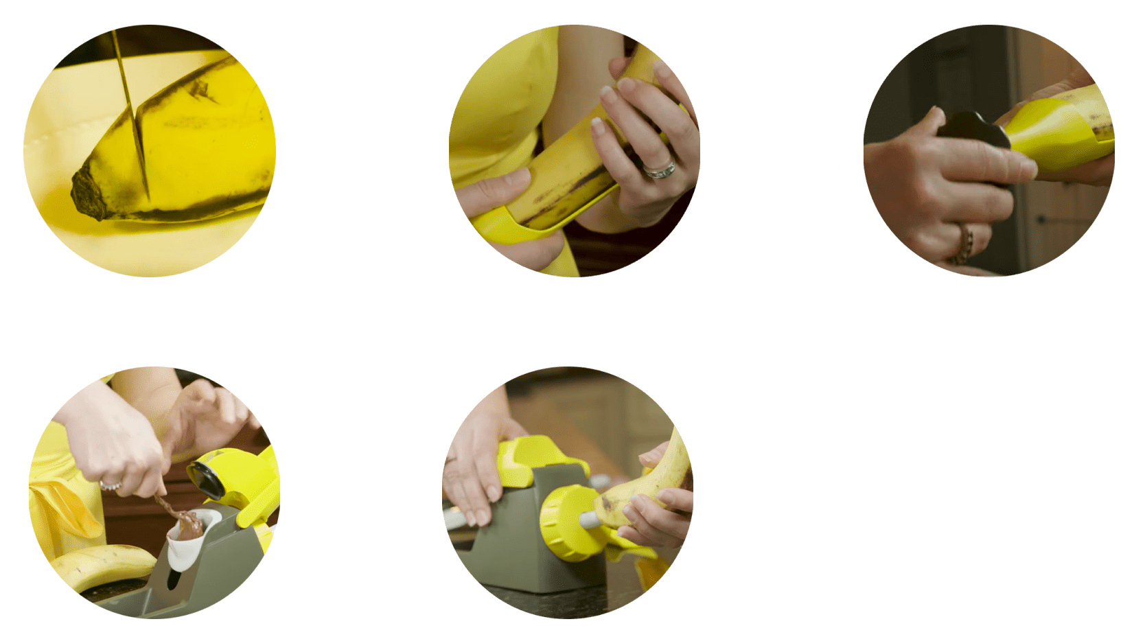 Banana Loca® step-by-step