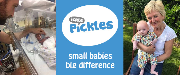 Ickle Pickles collage