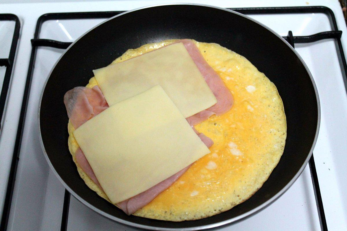 • E anche il formaggio
