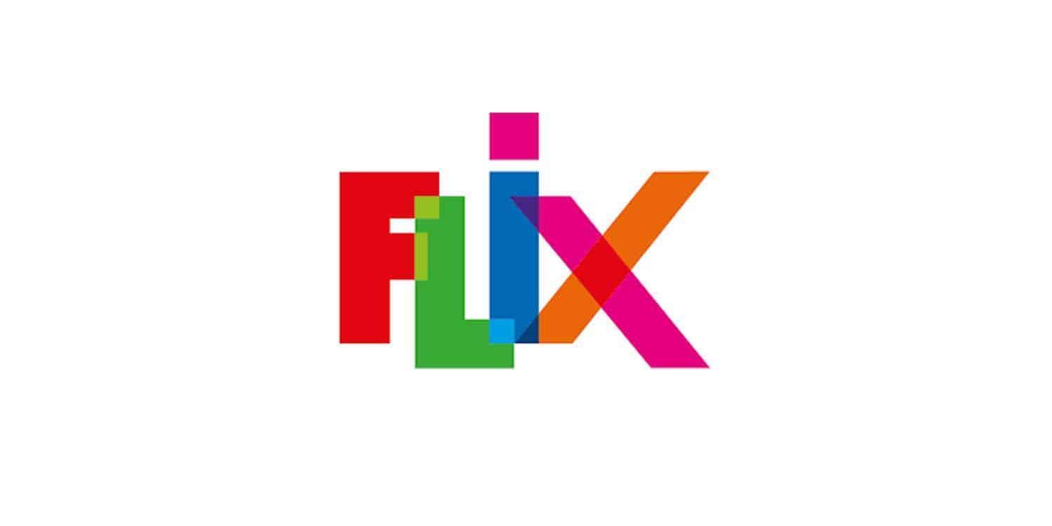 Logotipo da empresa FLIX Media