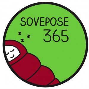 Sovepose365 spejdermærke