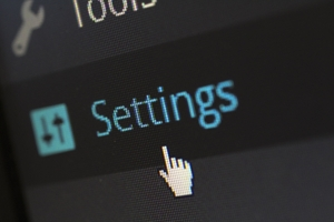 How Keyboard Settings Changed Over Time