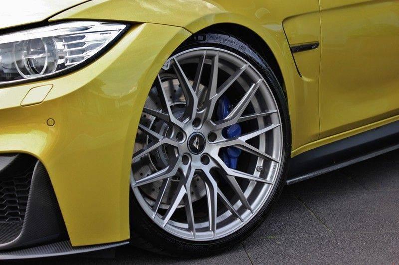 """BMW M3 Competition DCTA 450pk **IPE Uitlaat/20"""" Vorsteiner/HUD/Harm.Kardon/Schuifdak** afbeelding 10"""