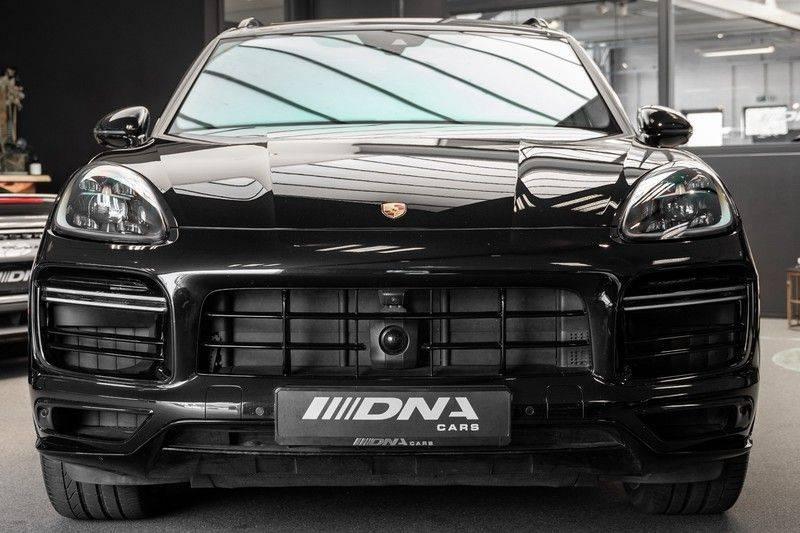 Porsche Cayenne Turbo S Hybrid Burmester Sport Design Sport Uitlaat 4.0 Turbo S E-Hybrid afbeelding 10
