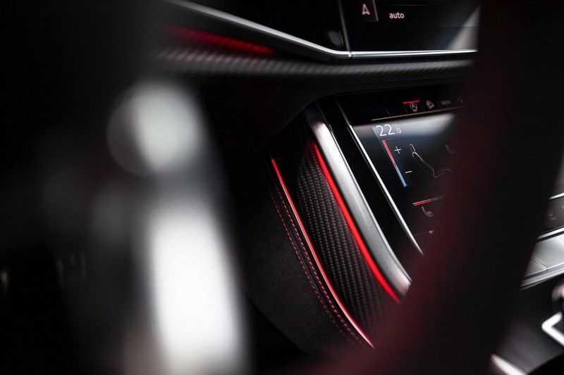 "Audi RS Q8 4.0 TFSI Quattro *RS-Dynamic Plus / Keramisch / Massage / HUD / 23"" / B&O* afbeelding 24"