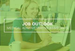 Medical Administrative Assistant Job Outlook