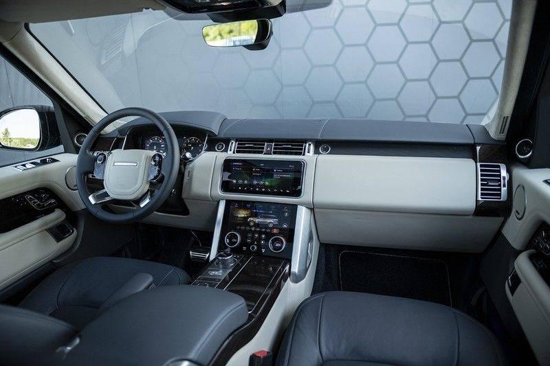 Land Rover Range Rover 5.0 V8 SC Autobiography Portofino Blue + Verwarmde, Gekoelde voorstoelen met Massage Functie + Adaptive Cruise Control + Head Up afbeelding 2