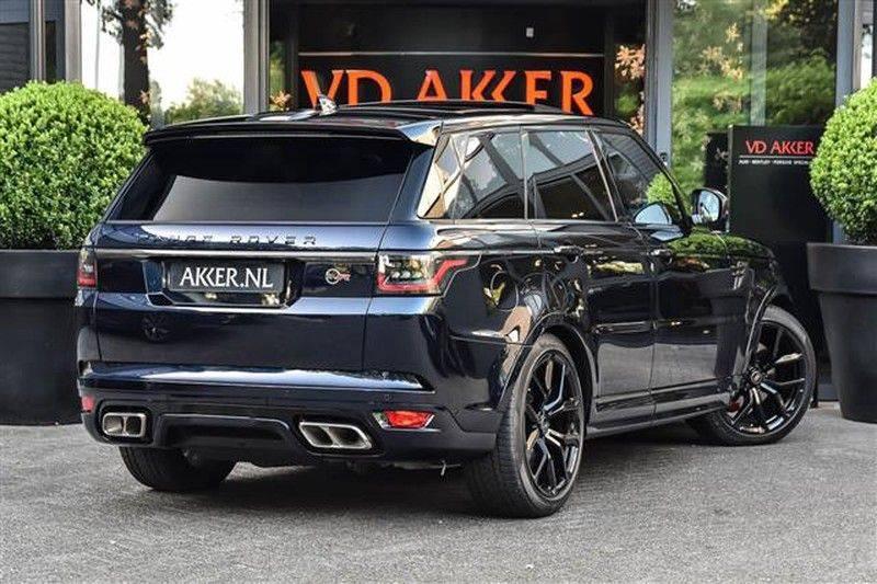 Land Rover Range Rover Sport 5.0 SVR CARBON+HEADUP+ACC+TR.HAAK NP.265K afbeelding 2