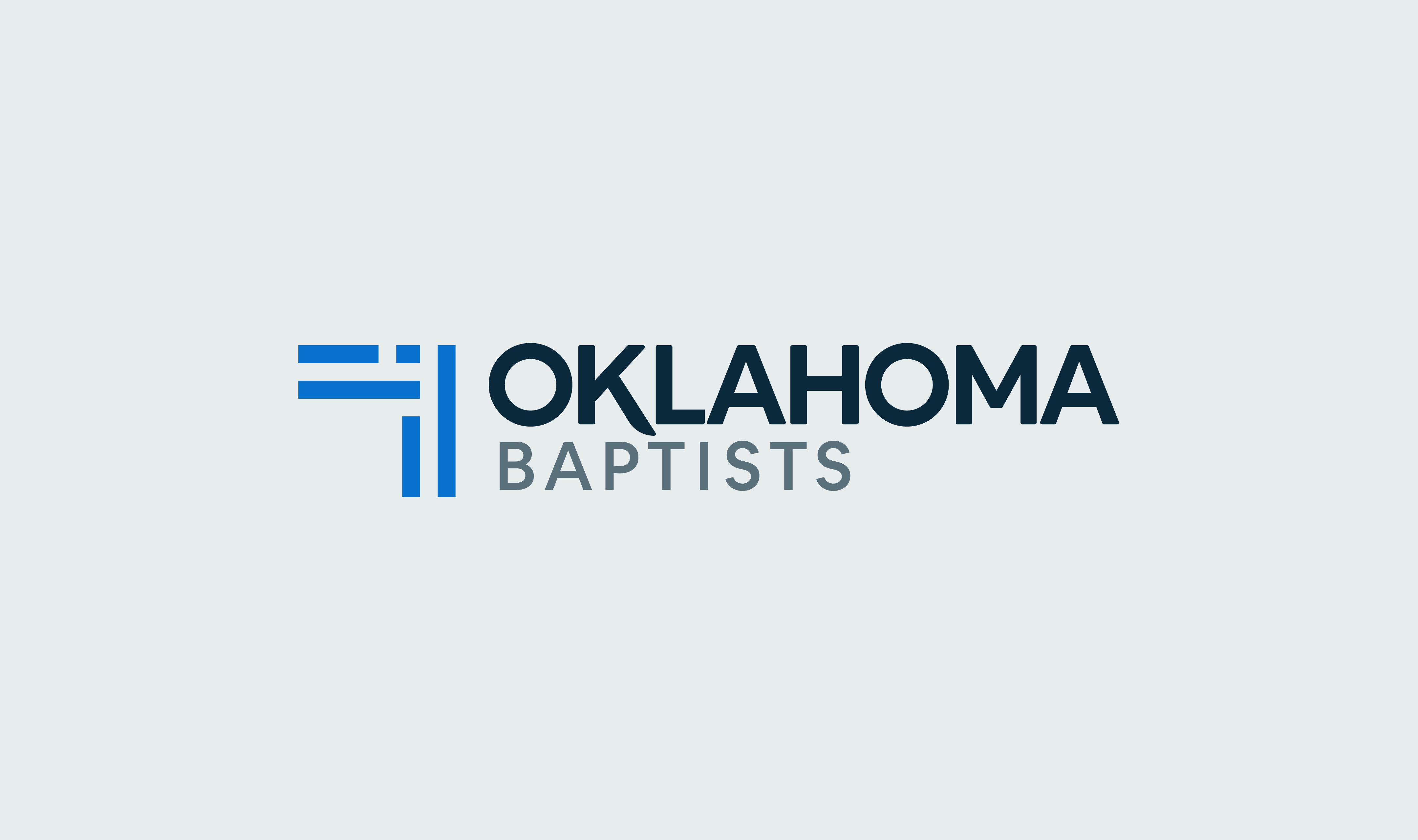 The new identity mark of the Oklahoma Baptist Convention