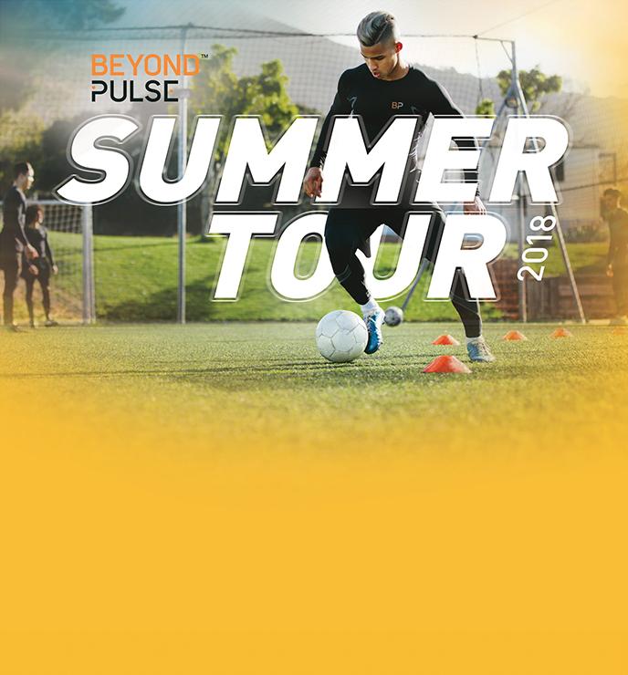summer tour background