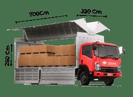 TrawlTruck - Cold Diesel Engkel Wingbox \<