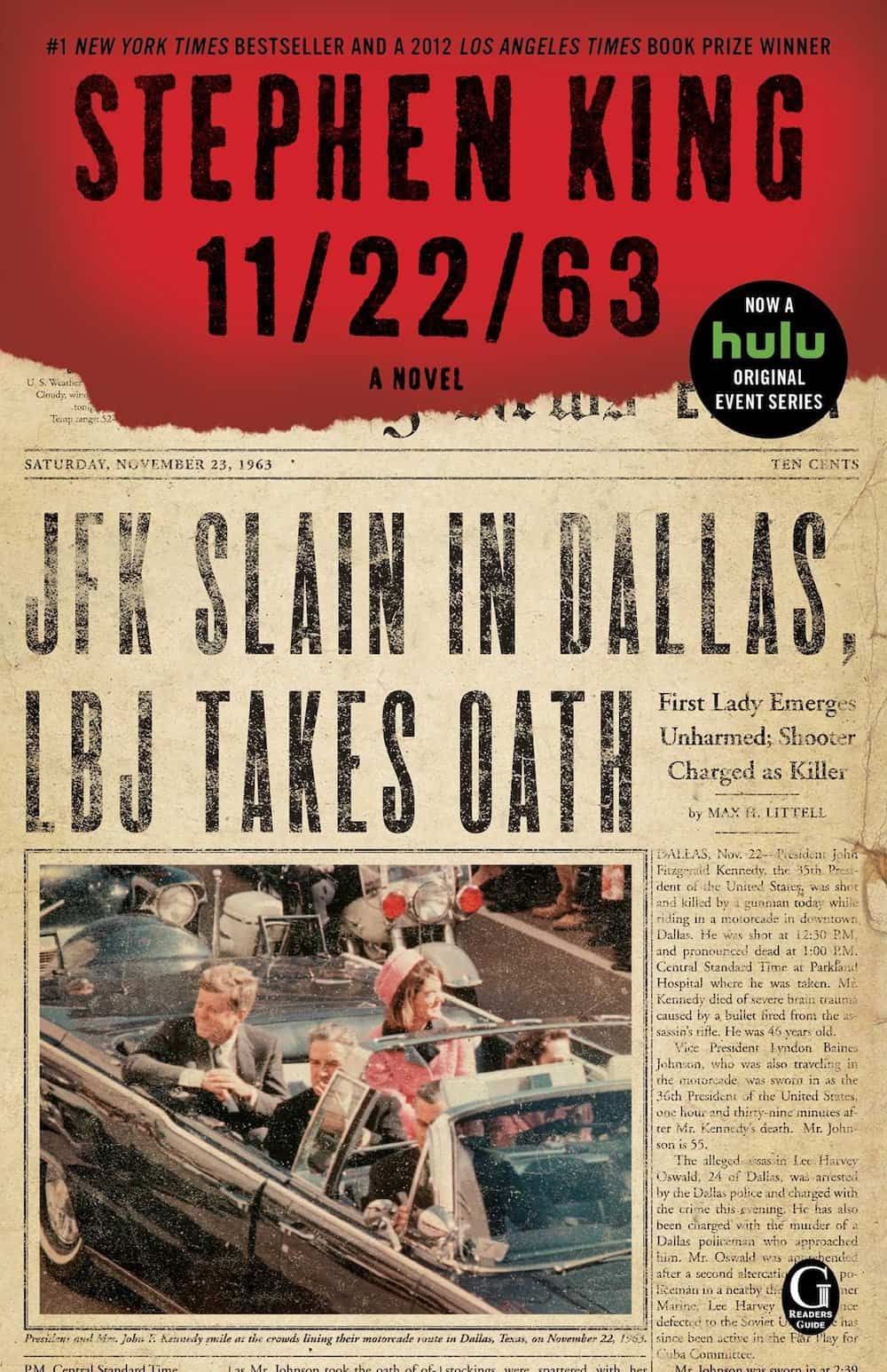 The cover of 11/22/63