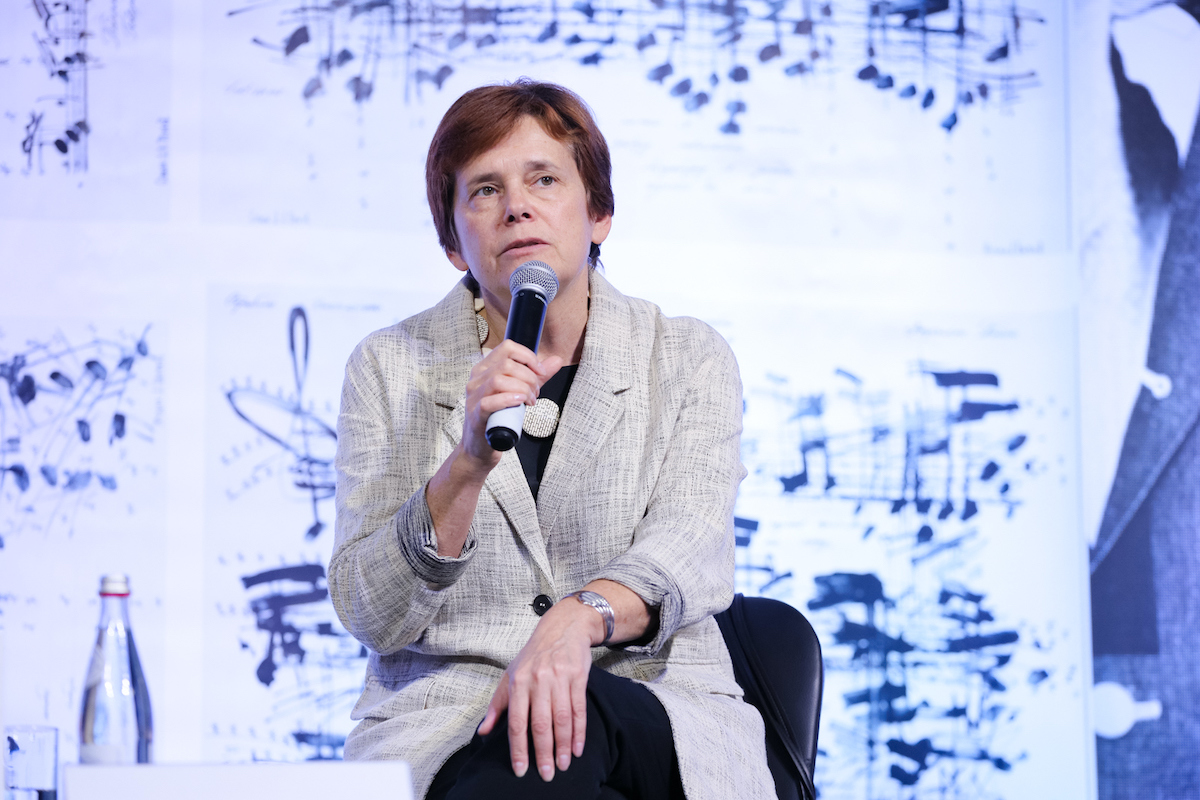 Ирина Прохорова. Фото изличного архива