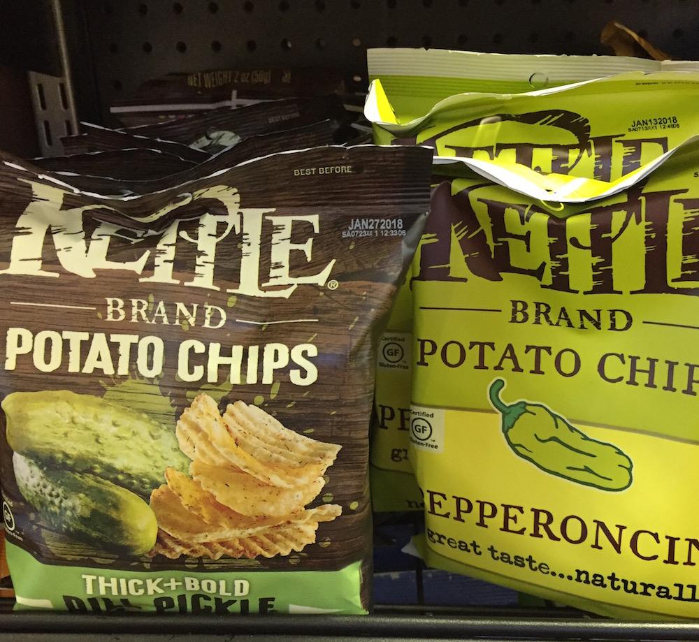 Vegan Kettle Chips