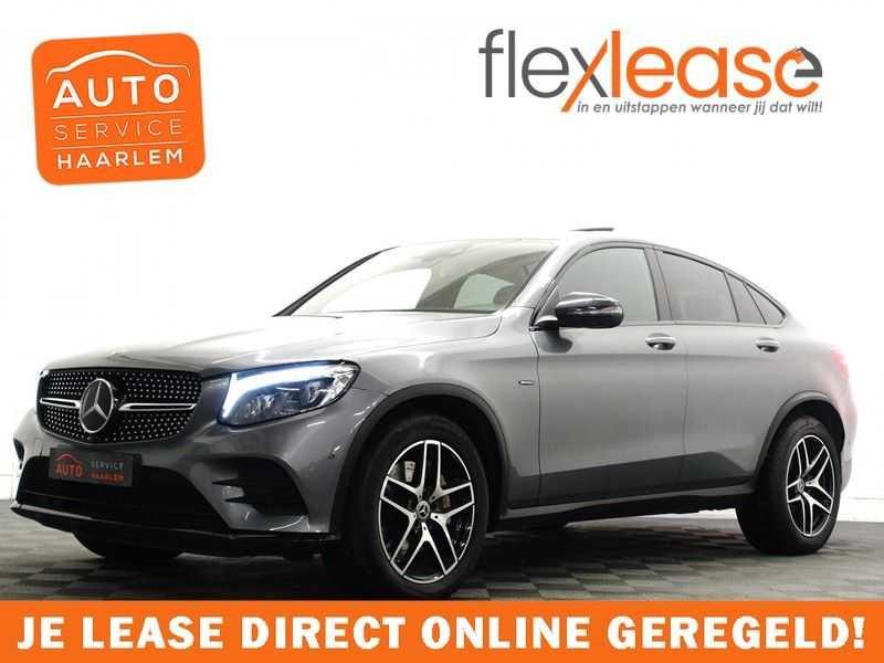 Mercedes-Benz GLC Coupé 350 D 4MATIC 259pk AMG 9G Aut- Pano, Leer, Rijassistentiepakket, Full