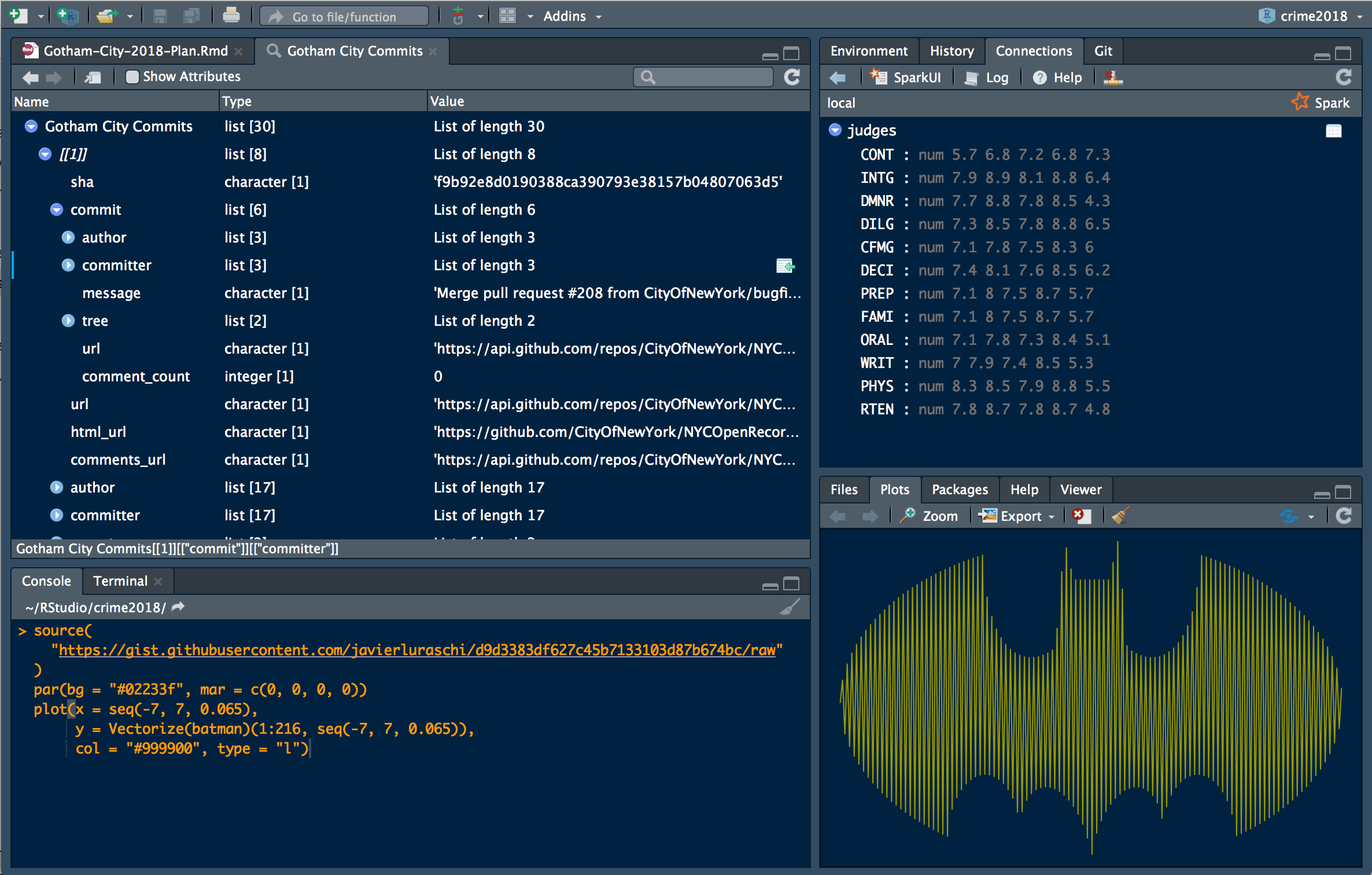 RStudio 1 1 Preview - I Only Work in Black | RStudio Blog