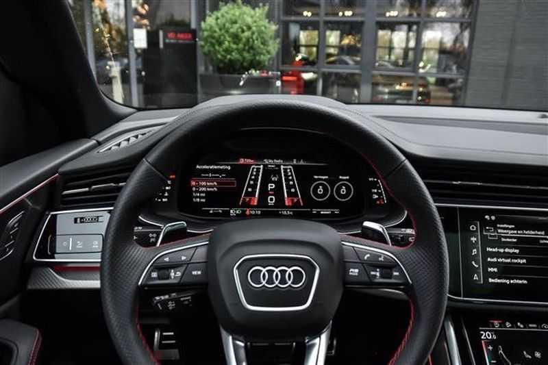 Audi RS Q8 DYNAMIC PLUS+PANO.DAK+MASSAGE+23INCH NP.255K afbeelding 10