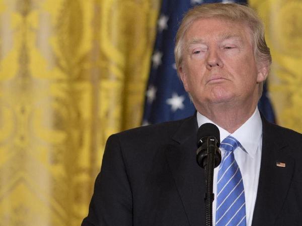 트럼프,  격정적  77분의 기자회견..  언론비판