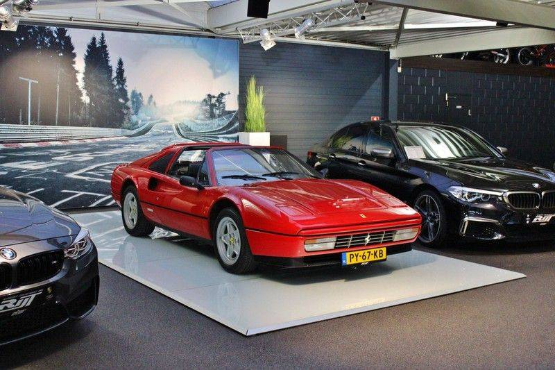 Ferrari 328 GTS Quattrovalvone 3.2 V8 270pk NL Auto afbeelding 25