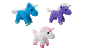 The Petting Zoo: Miniz Unicorn Assortment