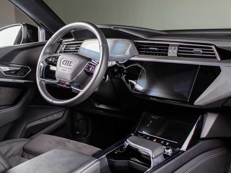 Audi e-tron 50 quattro Business edition Plus Incl. BTW | Pano.Dak | B&O Sound | 8% bijtelling | afbeelding 20