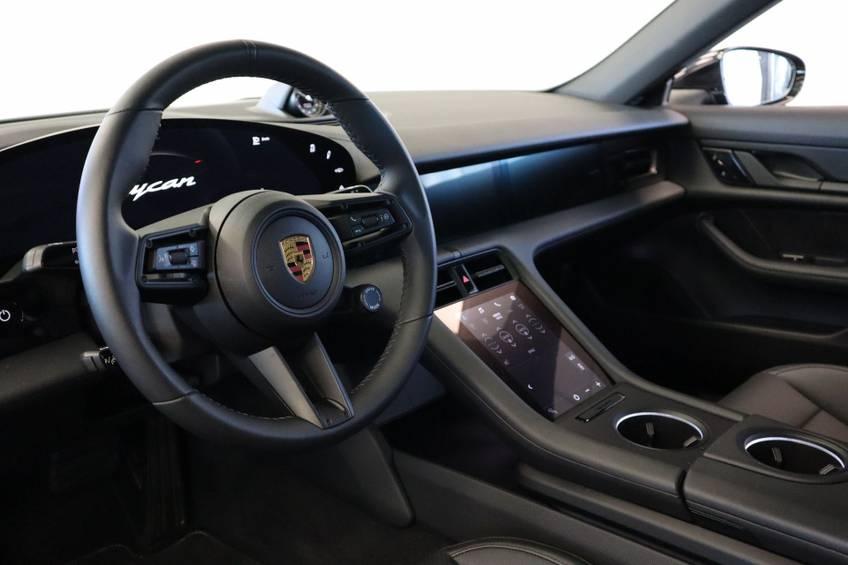 Porsche Taycan 4S Performance 571pk! | Prijs ex.btw 99000,- | Full-Led Sport-Chrono Panoramadak Warmtepomp afbeelding 10