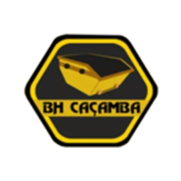 Logo de BH Caçamba