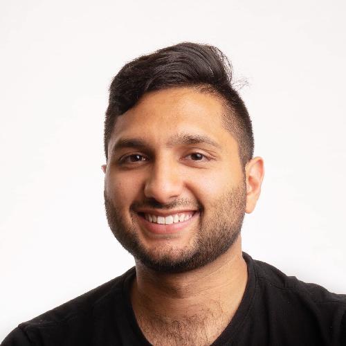 Headshot of Vishal Mathur