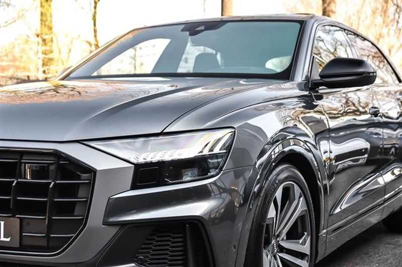 Audi Q8 50 TDI NP € 174K, S-LINE+PANO.DAK+MASSAGE+22INCH+B&O afbeelding 13