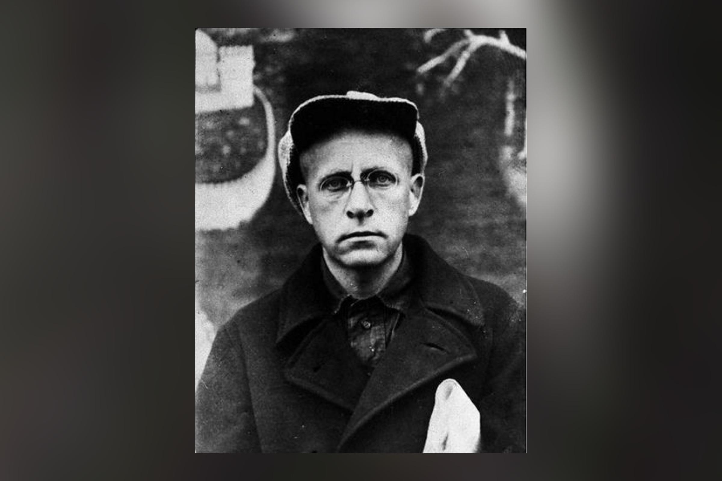 Леонид Добычин в 1920-е годы. Фото: Коммерсант