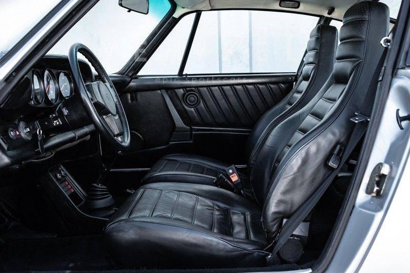 Porsche 911 930 3.3 Turbo Coupé // uitzonderlijk mooie staat afbeelding 18