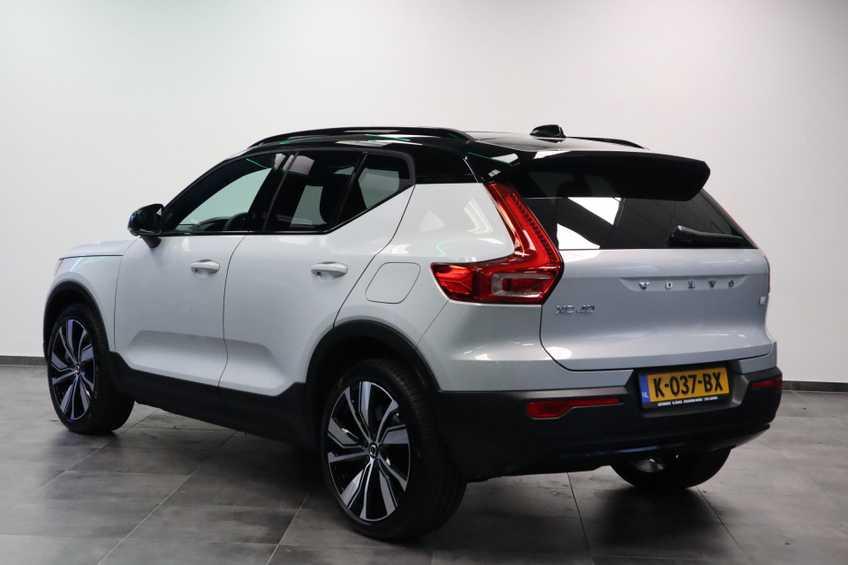 "Volvo XC40 Recharge P8 AWD R-Design | prijs ex.btw 55.987 | Panoramadak 360 Camera 20""LM 8% Bijtelling Direct Leverbaar afbeelding 7"