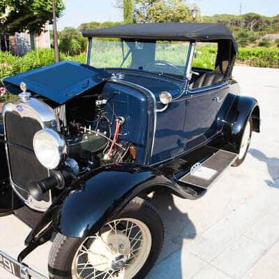 Ford Model A Roadster 1930 2