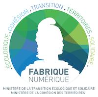 Logo de La Fabrique Numérique