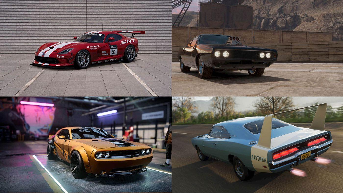 Dodge x Forza 4
