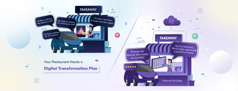 Don't blame COVID: Your restaurant still needs a digital transformation plan