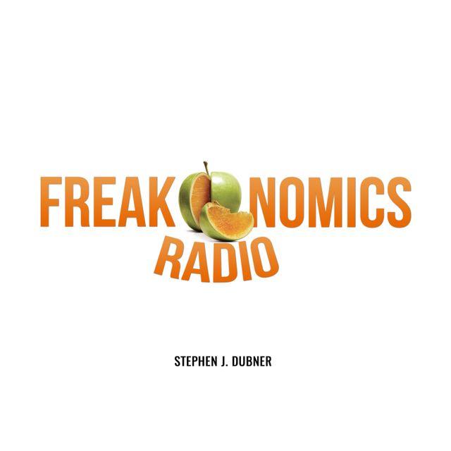 podcast cover of Freakonomics Radio by Stephen Dubner