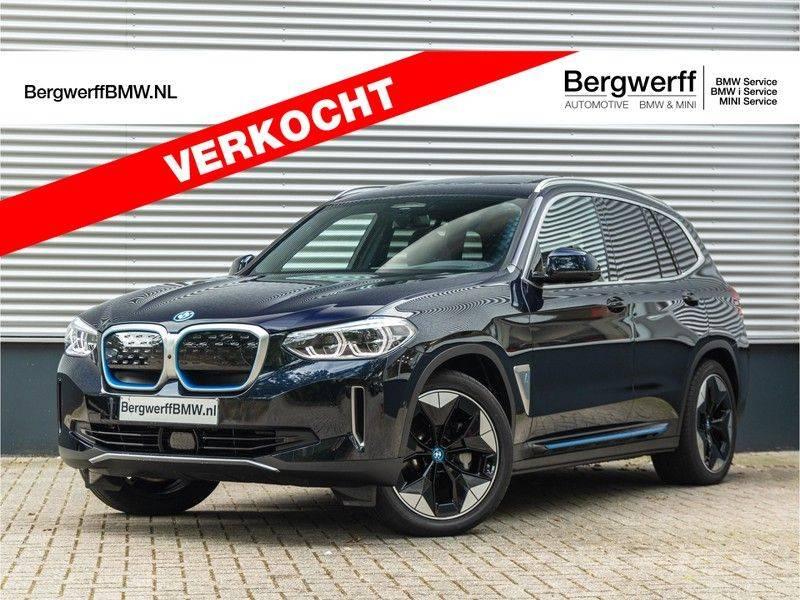 BMW iX3 High Executive - Trekhaak - Direct Beschikbaar! afbeelding 1