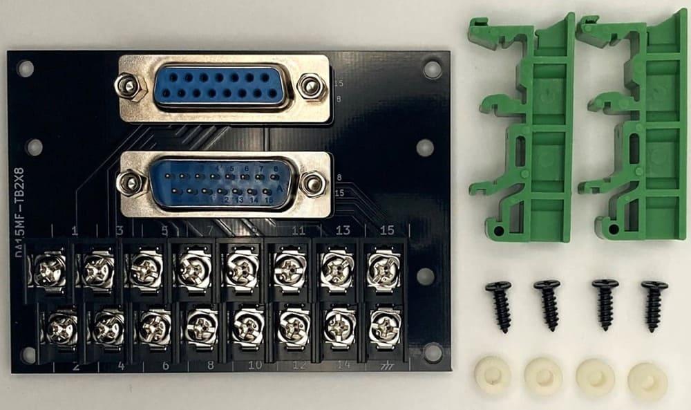 DA15MF-TB2X8に含まれる内容物