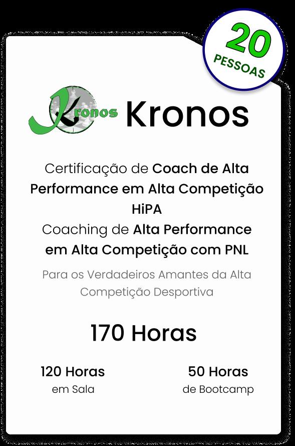 Certificação Kronos