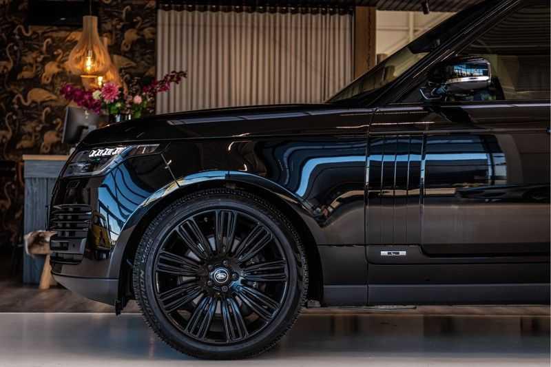 Land Rover Range Rover 5.0 V8 SC LWB Autobiography | Black Pack | Long Wheel Base | Massage | Panorama | Meridian Surround | Drive Pro Pack afbeelding 16