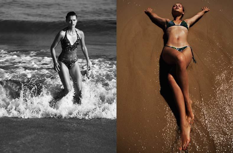 Elisabetta Cavatorta Stylist - Tropical - Sven Baenziger - Grazia